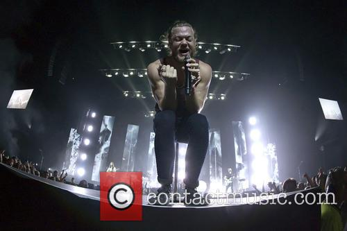 Imagine Dragons and Dan Reynolds 6