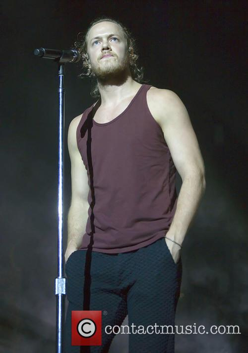Imagine Dragons and Dan Reynolds 9