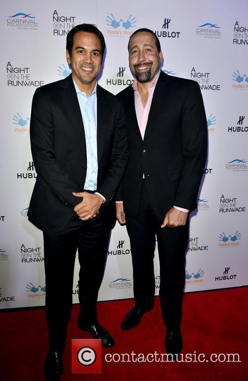 Erik Spoelstra and David Fizdale 1