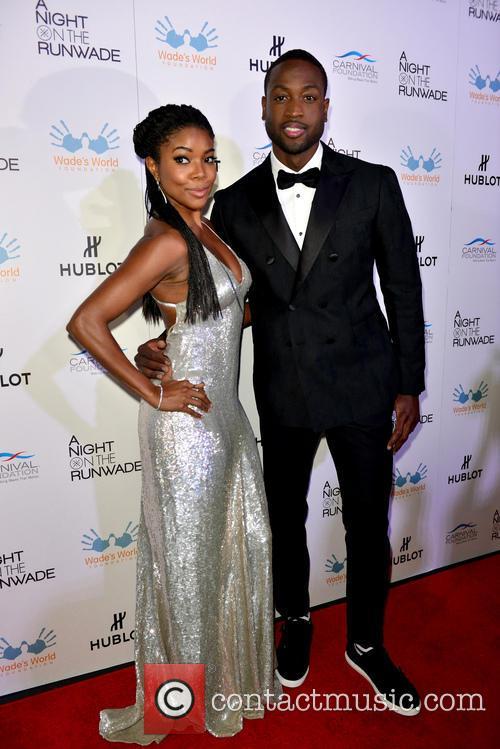 Gabrielle Union and Dwyane Wade 4