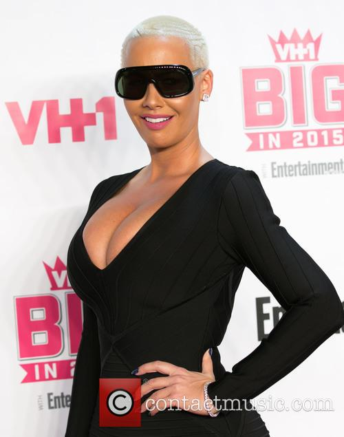 Amber Rose Denies She's Dating Scott Disick, Gives Her Blessing To Blac Chyna And Rob Kardashian