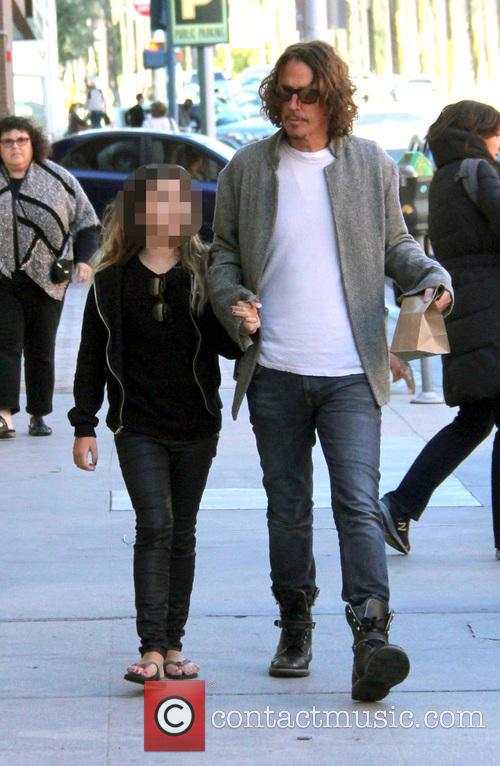 Chris Cornell and Toni Cornell 5