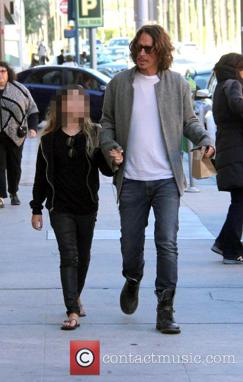 Chris Cornell and Toni Cornell 6
