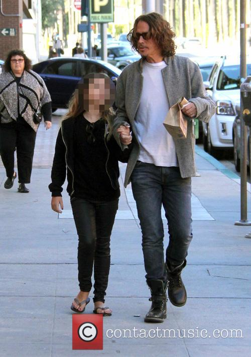 Chris Cornell and Toni Cornell 8