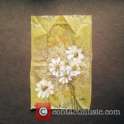 Tea Bag Art 5