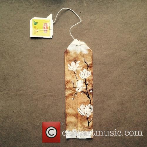 Tea Bag Art 7
