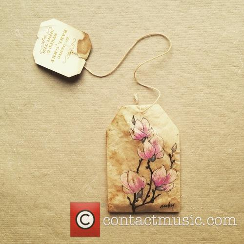 Tea Bag Art 8