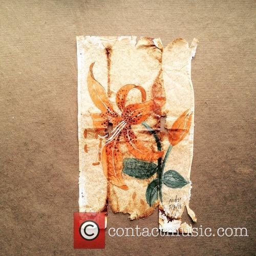 Tea Bag Art 9