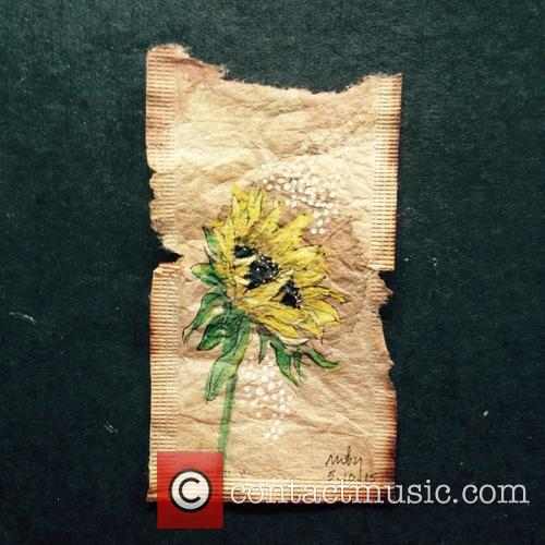 Tea Bag Art 10