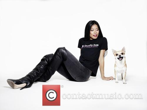 Vanessa-mae and Max 2