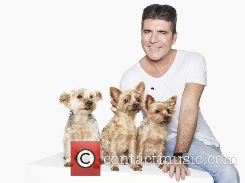 Simon Cowell, Squiddly, Diddly and Freddie 2