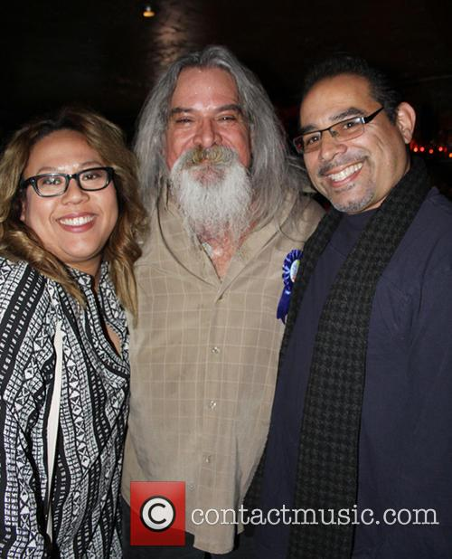 Honeyleen E. Hodges, Scott Engrotti and Will Lopez 1
