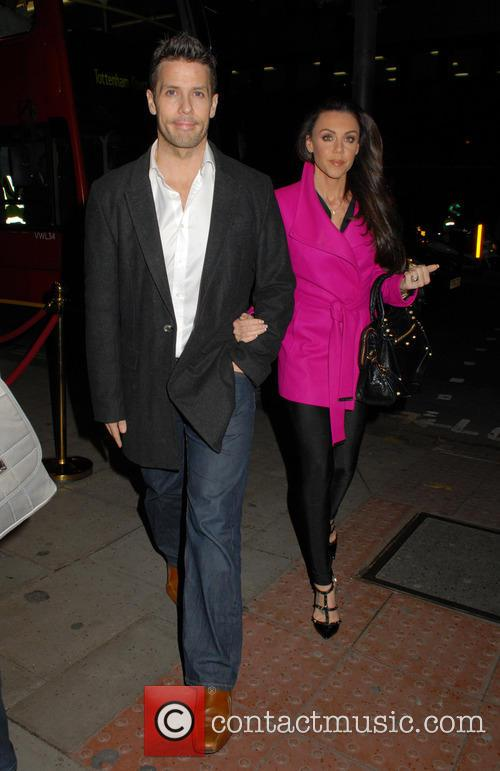 Hugh Hanley and Michelle Heaton 1