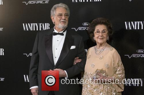 Placido Domingo and Marta Ornelas 3