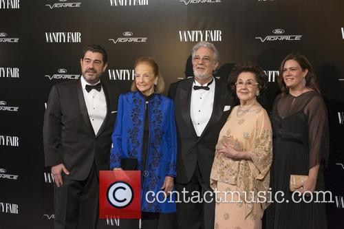 Placido Domingo and Marta Ornelas 8