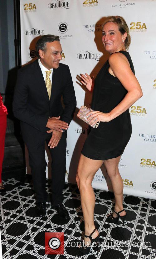 Chase Backer and Sonja Morgan 2
