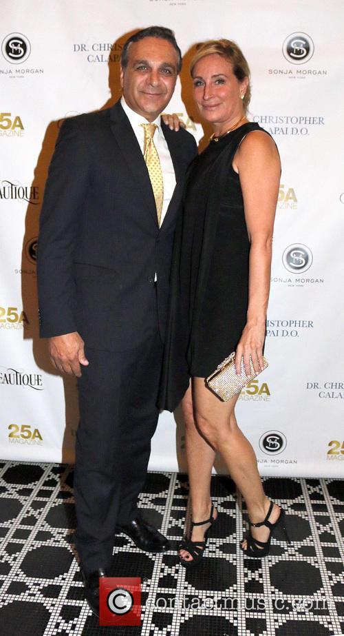 Chase Backer and Sonja Morgan 3