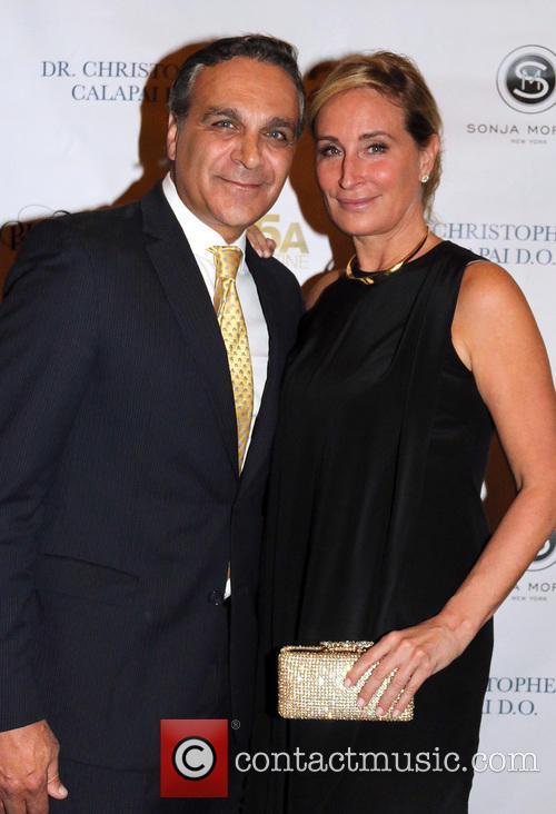 Chase Backer and Sonja Morgan 4