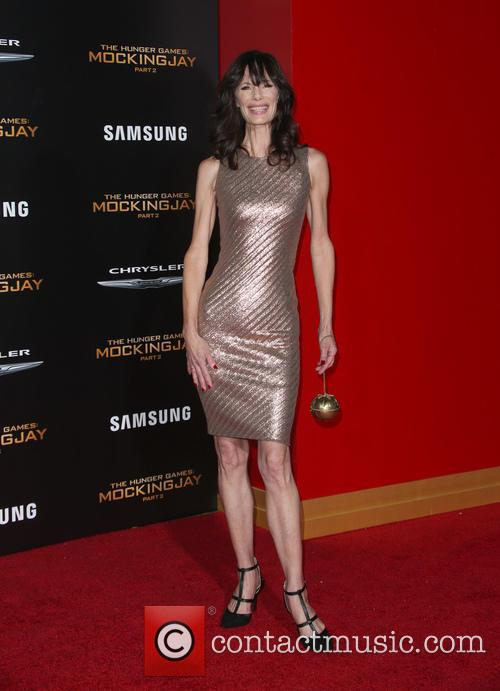 LA Premiere of THE HUNGER GAMES: MOCKINGJAY -...