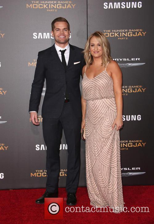 Wes Chatham and Jenn Brown 5