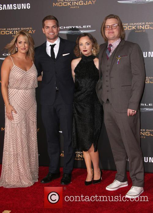 Jenn Brown, Wes Chatham, Elden Henson and Kira Sternbach