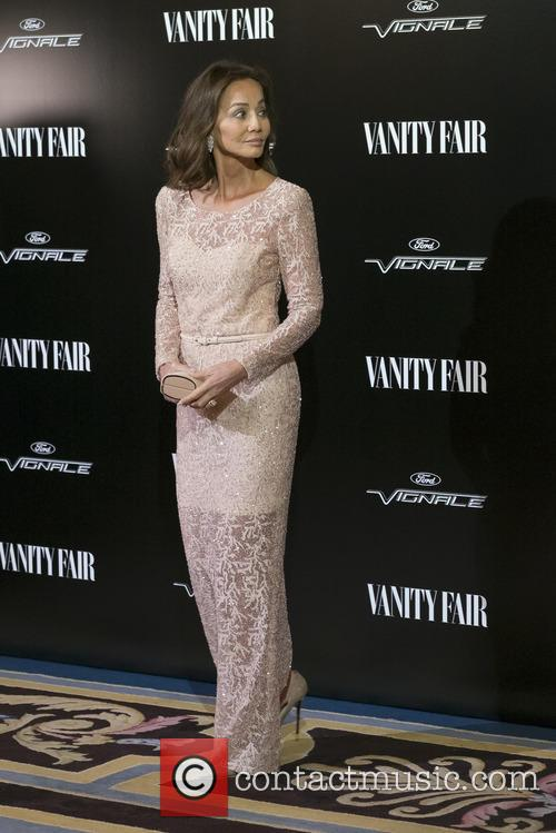 Vanity Fair and Isabel Preysler 1