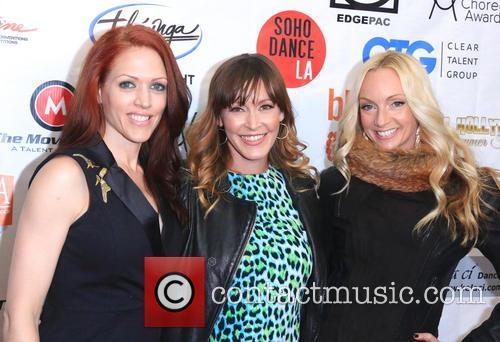 Melanie Lewis, Becca Sweitzer and Kristin Denehy 1