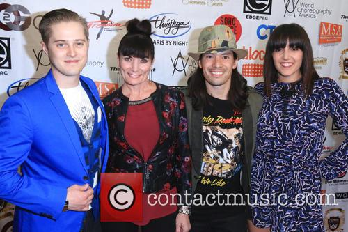 Chucky Klapow, Bonnie Story, Lucas Grabeel and Erin Marino 1