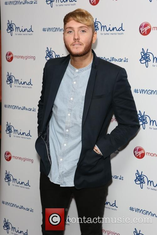 James Arthur Tops UK Singles Chart With 'Say You Won'T Let Go'