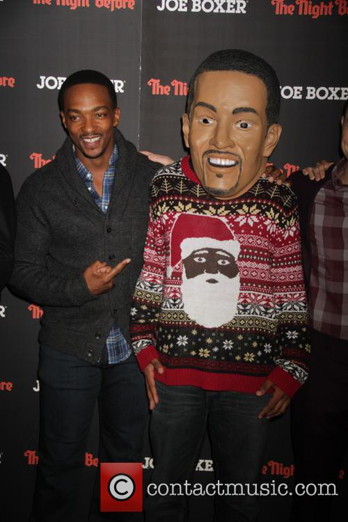 New York premiere of 'The Night Before'