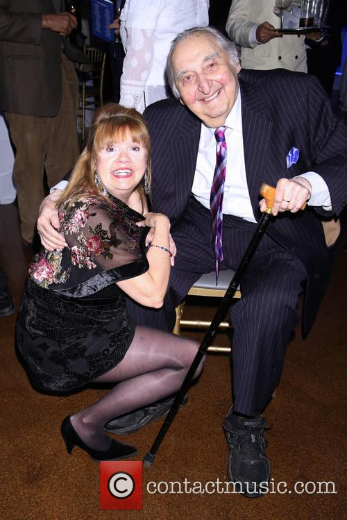 Annie Golden and Fyvush Finkel 3