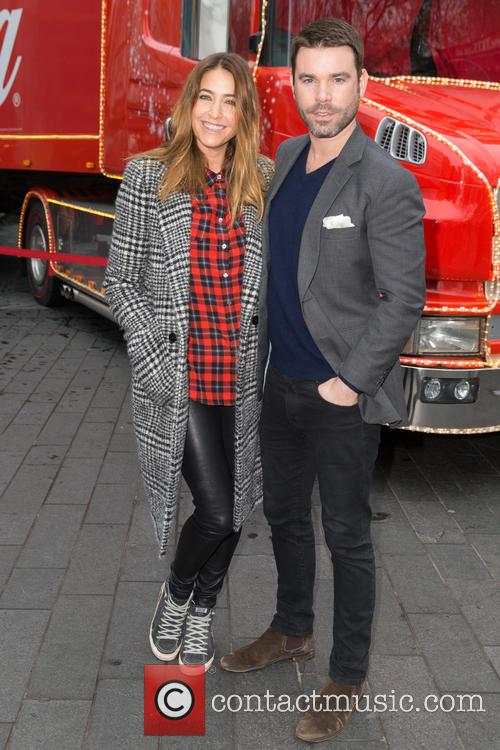 Dave Berry and Lisa Snowdon 1