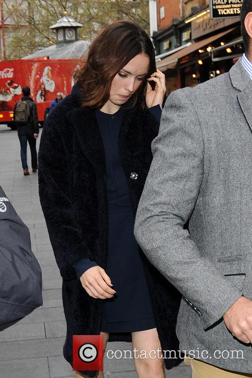 Daisy Ridley leaves Global House