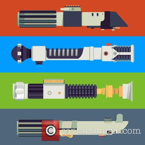 Star Wars and Vector Lightsabers 10
