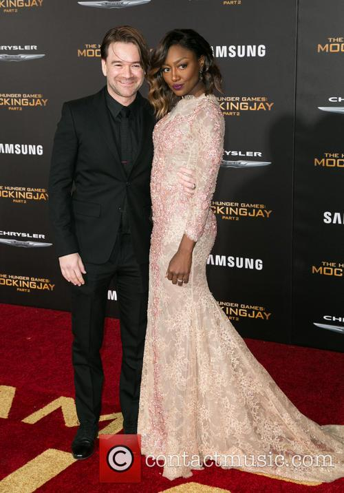 Guest and Patina Miller 1