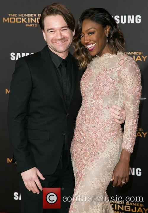 Guest and Patina Miller 2