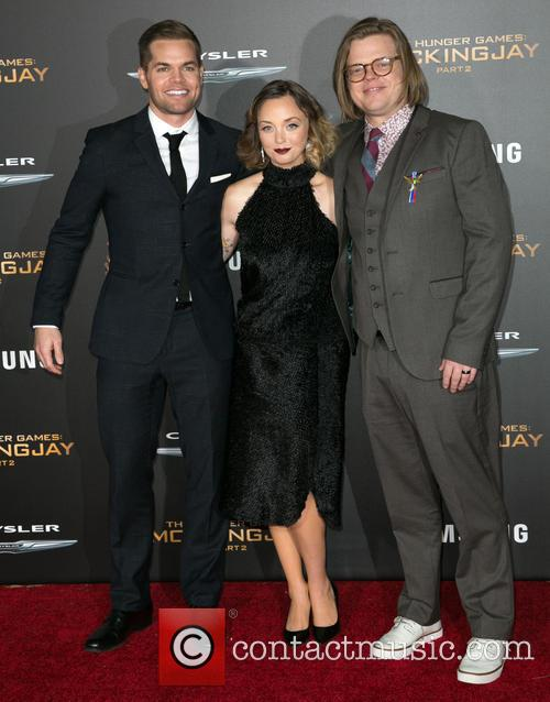 Wes Chatham, Guest and Elden Henson 4