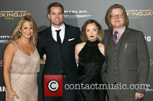 Jenn Brown, Wes Chatham, Guest and Elden Henson