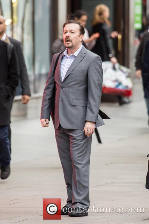 Ricky Gervais/David Brent