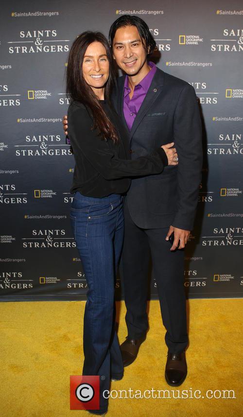 Teri Weinberg and Kalani Queypo 1