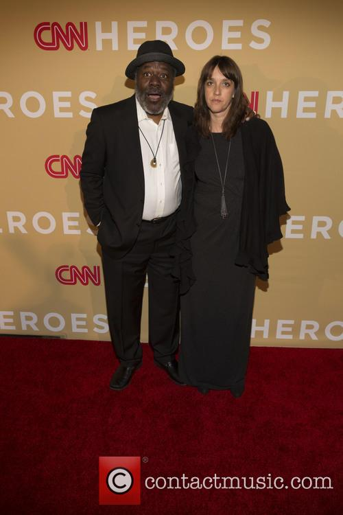 Frankie Faison and Samantha Cutler 1