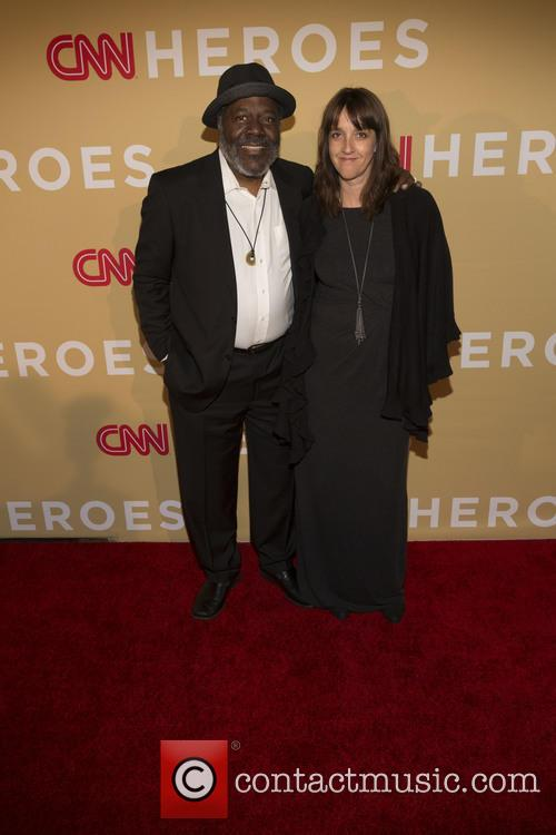 Frankie Faison and Samantha Cutler 2