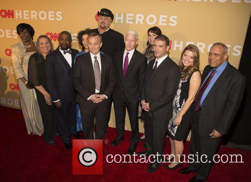 Cnn Heroes and Anderson Cooper 2