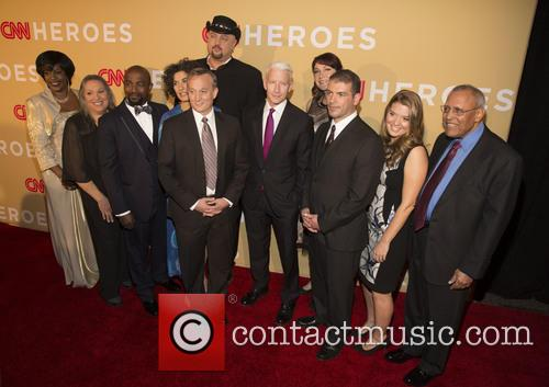 Cnn Heroes and Anderson Cooper 3