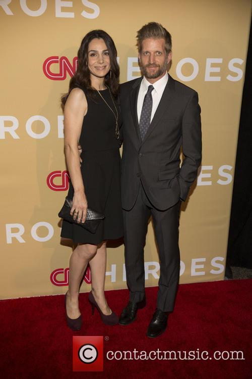 Annie Parisse and Paul Sparks 1