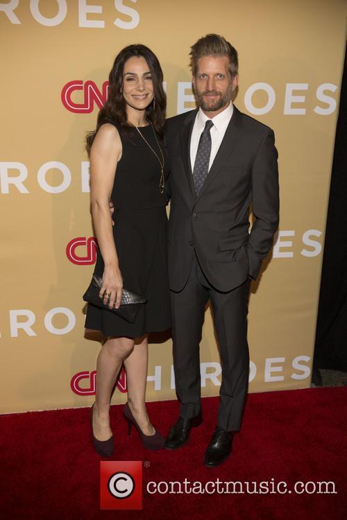 Annie Parisse and Paul Sparks 2