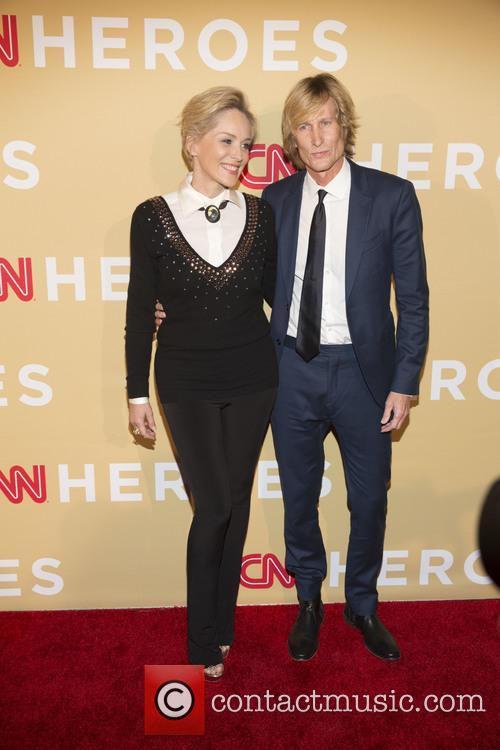 Sharon Stone and Scott Woodward 3