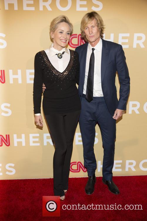 Sharon Stone and Scott Woodward 4