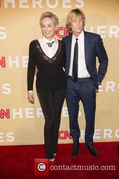Sharon Stone and Scott Woodward 5