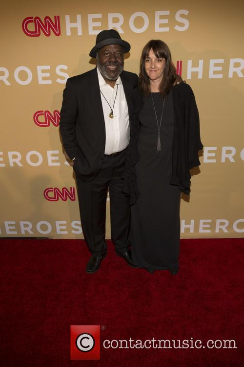 Frankie Faison and Samantha Cutler 3